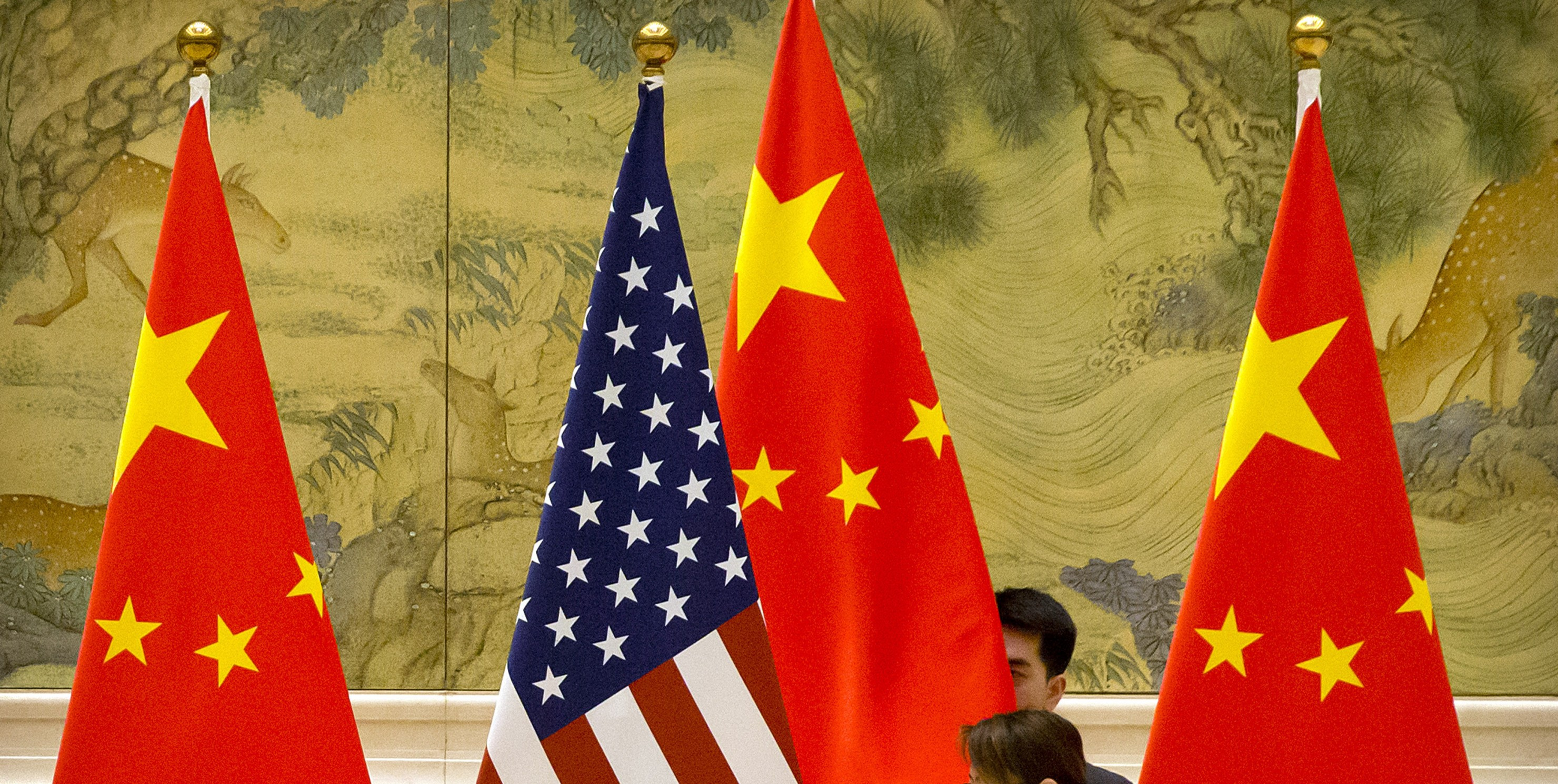China US Rocky Relations