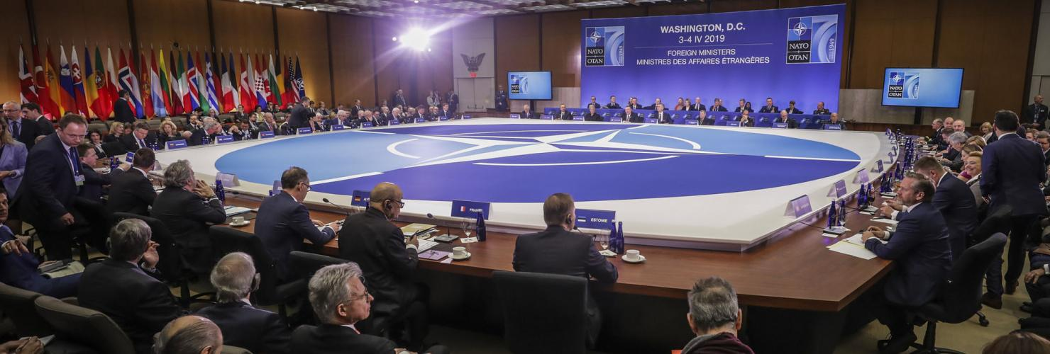 Meeting of the North Atlantic Council at the level of Foreign Minister, April 2019