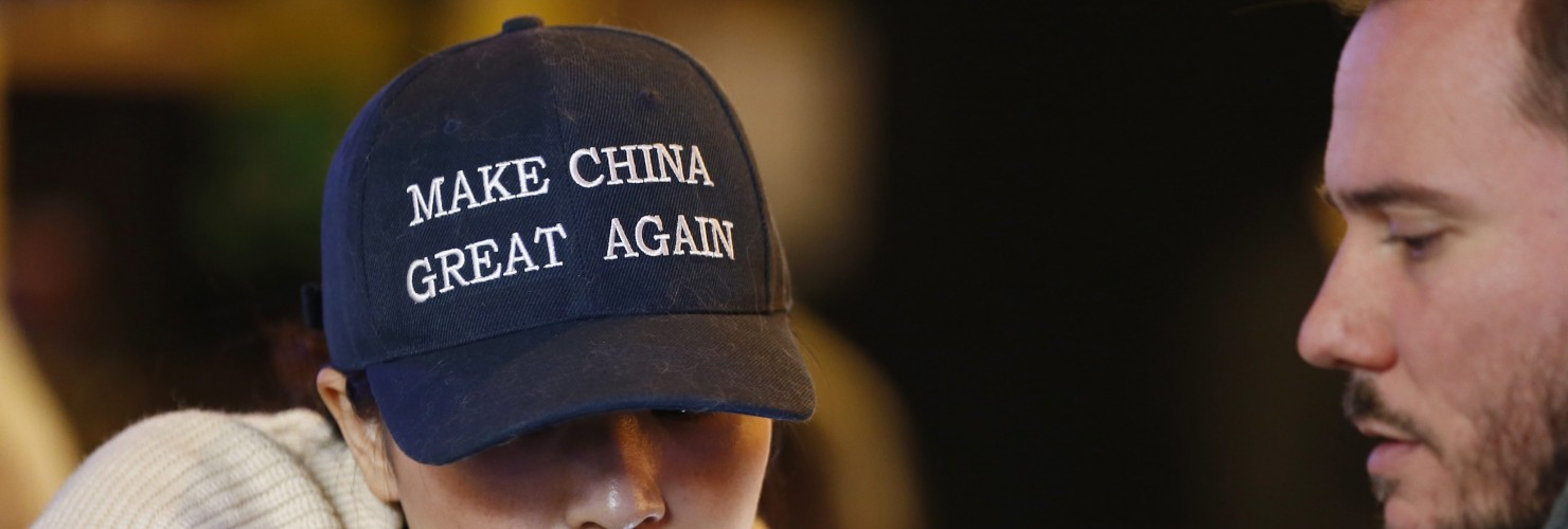 make China great again