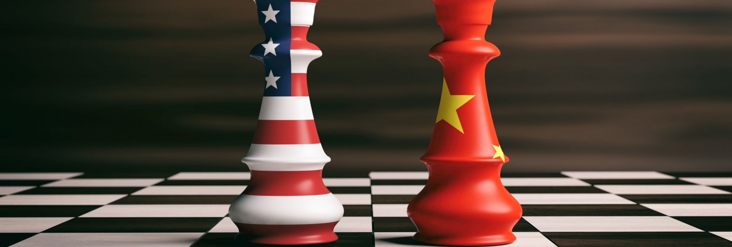 "As bilateral relations between America and China continue to deteriorate, pundits seem to be converging on a ""new type of Cold War"" as the most plausible scenario for future world politics. Picture by gioiak2 via 123rf."