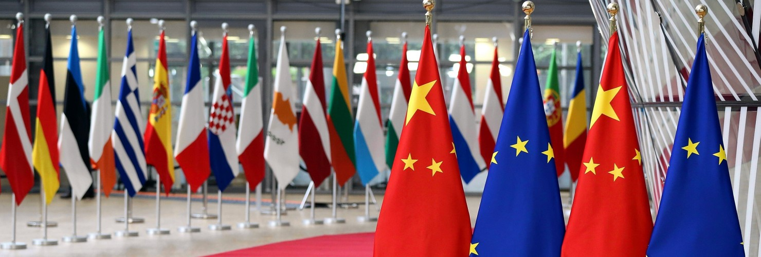 EU-China summit in Brussels, 2019