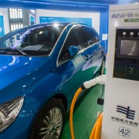 Chinese producers of electric vehicles' batteries are holding a front-row position as suppliers.