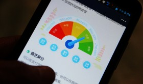 Social credit systems such as Sesame Credit are already widely used in China.