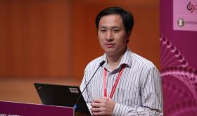 He Jiankui's case raises complex philosophical questions about how new technologies infringe on human health or human rights.