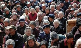 Ageing China