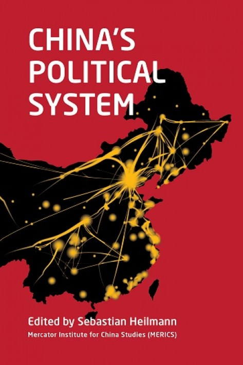 "Cover of the book ""China's Political System"""